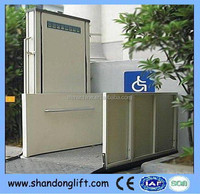 Hydraulic Lift for Disabled People with CE