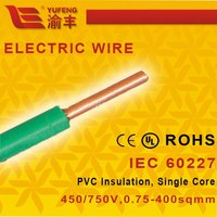 10mm LSOH LSZH Copper Copper Electric Wire and Cable