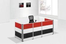 2012 Hot sale modern small screen reception desk