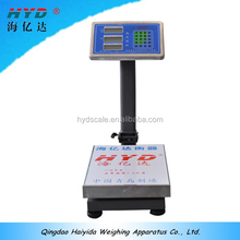 Electronic Portable Platform Scale balance weight scale