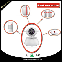 2015 NEW Android/IOS APP Control Wireless Security Alarm System Smart Home Wifi
