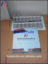 de aluminio prepintado techo de zinc paneles para techos hojas