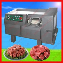 Stainless Steel Pork Beef Cutter Meat Cube Cutting Machine
