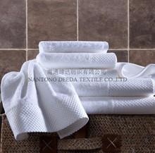 luxury cotton plain satin border towels