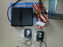 One Way Car Alarm Hands Free Keyless Entry System Police Siren Car Security System