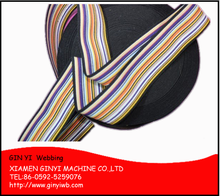 Striped Elastic Ribbon & Band