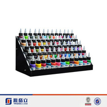 Wholesale clear acrylic nail polish organizer display