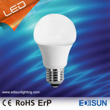A60 E27 7W warmwhite Dimmable LED light bulb
