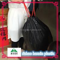 100% biodegradable garbage plastic bag manufacture