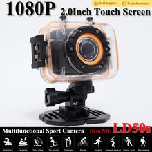 The high-tech smart Hd 1080p camera motion 2015 new electronic WiFi sport camera fashion