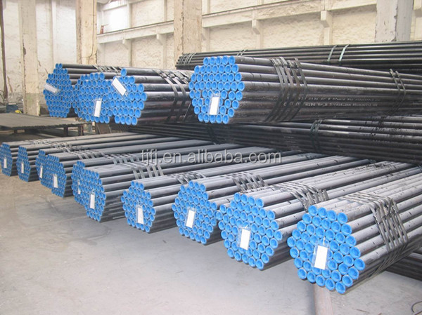 ASTM A333 Gr1 Gr3 Gr6 low temperature seamless pipe