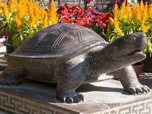 Large stone sculpture turtle sculpture for garden decoration