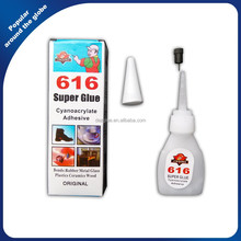 Hot Stuff Super Glue, 616 Super Strong 502 Cyanoacrylate Adhesive