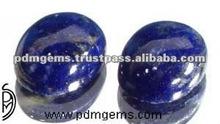 Bright Blue Color Cabochon Natural Color Lapis Lazuli