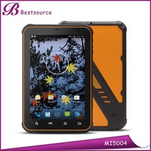 Hot sale 8'' Android Quad core 1280*800 3G GPS BT WIFI IP67 rugged tablet