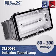 ELX Lighting induction tunnel light ies test led lighting park