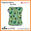Eco-friendly neoprene tablet sleeves for ipad air 2 case