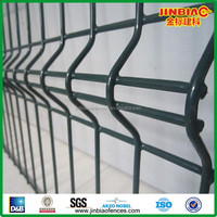 decorative used wrought iron wire welded wire fence panels
