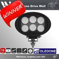Winner of Koneviesti Test!Oledone 60W cree super bright led driving light WD-6L60