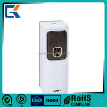 New designed high quality hotel supplies wall mounted freshener dispenser