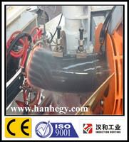carbon steel round tube CNC pipe bending machine