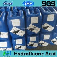 Hot sale! Hydrogen Fluoride 70%(HF) with good price