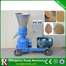 High quality mini flat die rabbit pellet mill for poultry, feed pellet making machinery, animal feed pelitizer on sale