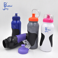 2015 leak-proof special raw materials of plastic smart water bottle sizes