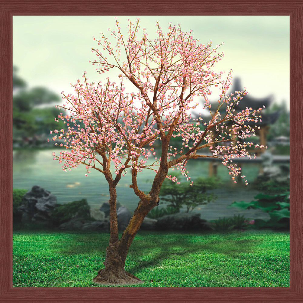 china landscape cherry trees - photo #14