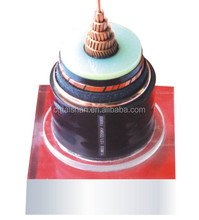 State Grid 220kV Cu Core,XLPE Insulated Corrugated Aluminum Sheathed high voltage power cable manufacturers