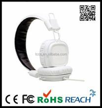 Stereo multimedia headset headphone case with earphone speaker