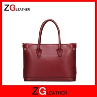 muticolor genuine leather handbag Red canvas tote bag Yellow carry bag