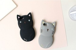 OEM/ODM design all kinds of 3d cartoon animal silicone case for iphone 6