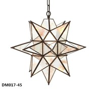 Moravian Star Pendant Lamp For Home Decoration