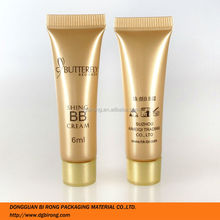Small Plastic BB Cream Sample Container for Cosmetics