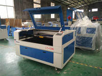 1290 model paper laser cutting machine , laser cutter for wood