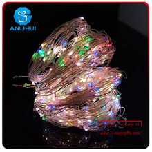 Led String Starry Light Copper Wire Lights Decorative Lights for wedding event party decoration at discount prices