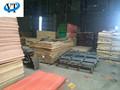 4 X 8 pies rodajas cut recon áfrica keruing para madera contrachapada / muebles