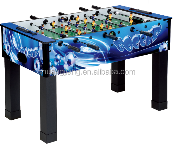 Family And Club Used Foosball Table 5ft Kicker Table