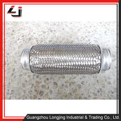 Guangzhou Auto Parts Noise and vibration reduction Compensate Installing Deviation Flexible Pipe