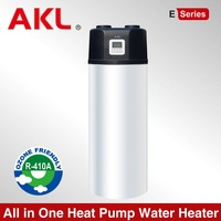 All in One Domestic Hot Water Heat pump/air heater,bathroom and kitchen water heating system,