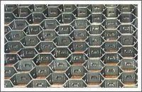 Hexagonal Trellis Steel