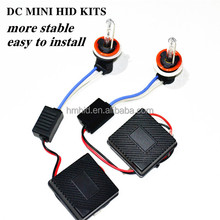 Hot sale hid kits for car and motorcycle hid xenon kit dc mini hid kits xenon h1