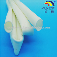 High Temperature withstand Soft Silicone Rubber Heat Shrink Tubes