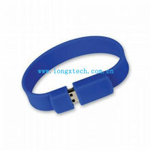 Silicone Wrist Band USB 3.0 Flash Drive