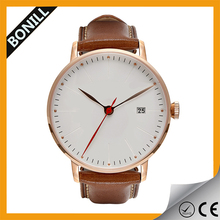 Bonill watch group luxury design brand new model stainless steel cheap custom watches