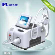 High Quality 10.4 Inch Movable Big Screen IPL Machine CPC facial hair removal products Free LOGO Design