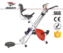 new design hot sale 1.6kg flywheel magnetic exercise trainer exercise bicycle