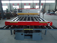 sheet metal perforating machine for punching aluminum board ,stainless steel board