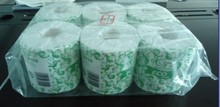 cheap price toilet roll/virgin pulp paper tissue /recycle toilet paper with good quality factory direct sale /mix pulp paper